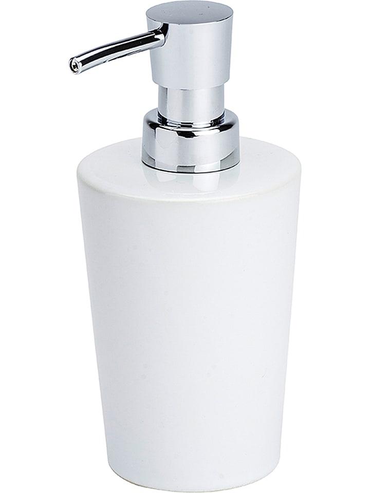 Wenko Seifenspender ´´Coni´´ in Weiß - 300 ml -...