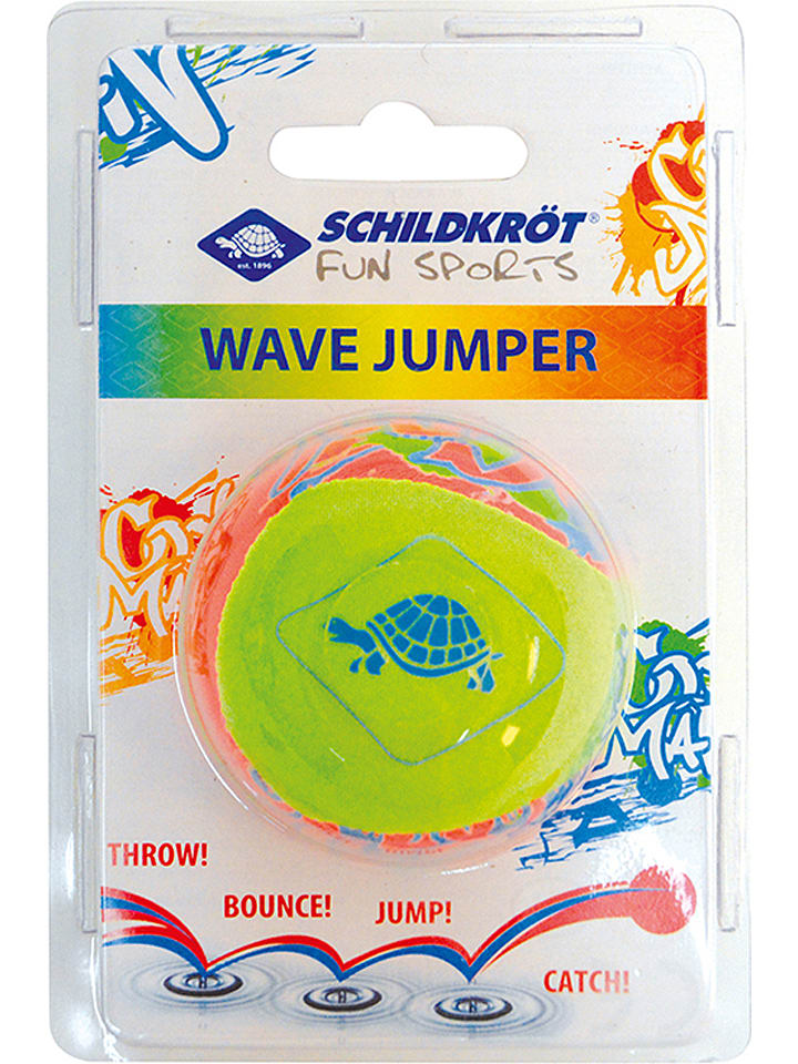 SCHILDKRÖT FUN SPORTS Wasserspielball in Grün - Ø 5,5 cm - 15% | Kinder wasserspielzeug