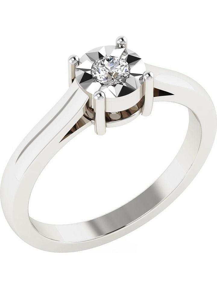 Art of Diamond Weißgold-Ring mit Diamanten - 66...
