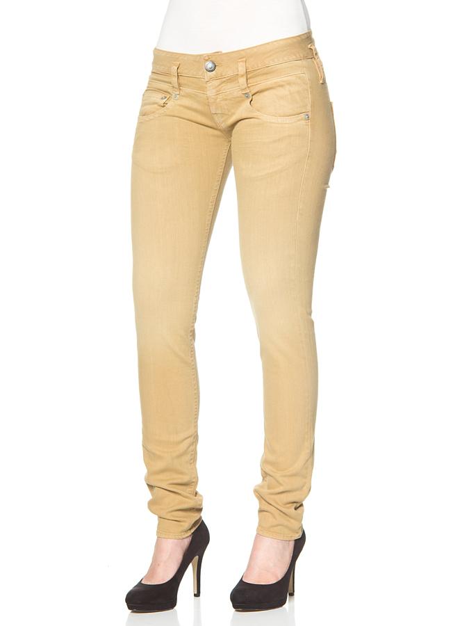 """Herrlicher Jeans """"Pitch"""" in beige"""