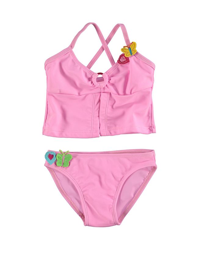 Needs Tankini in Rosa -54% | Größe 104 | Bikini