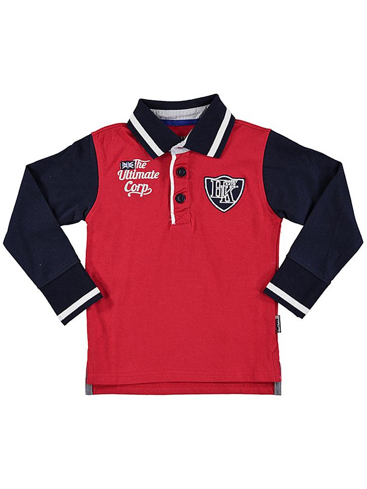 Hermsdorf Angebote Harry Kayn Poloshirt in Rot - 66% | Größe 152/158 Kinder oberteile