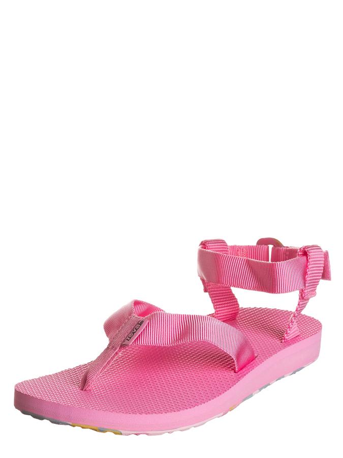 Teva Zehentrenner ´´Marbled´´ in Pink - 61% | Größe 41 Damen sandalen jetztbilligerkaufen