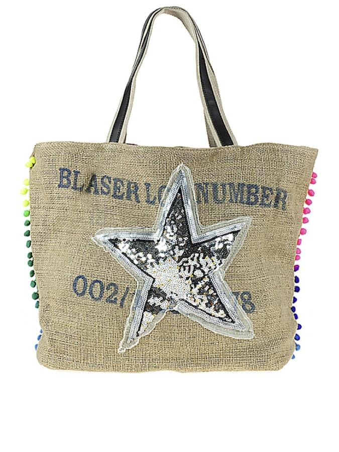 Pitti Bags Shopper ´´Jole´´ in beige - (B)60 x ...