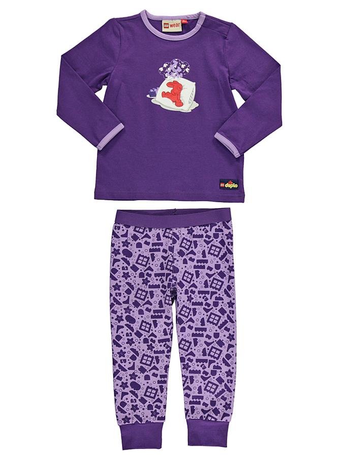 Legowear Pyjama ´´Naja 701´´ in lila -63 Größe 74 Pyjamas
