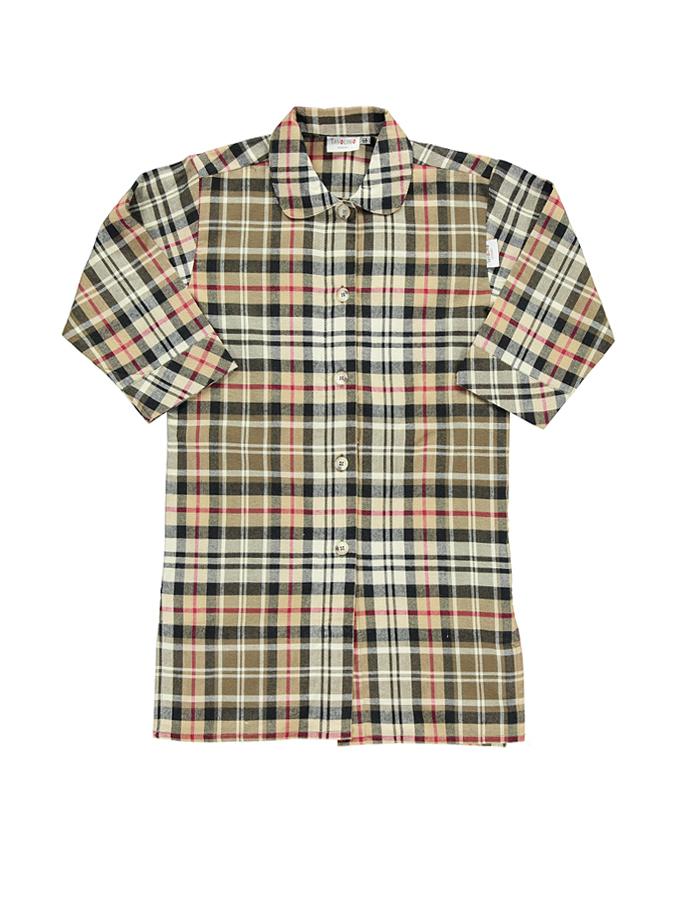 Tavo Nachthemd ´´Karo´´ in Bunt -58 Größe 116 122 Pyjamas
