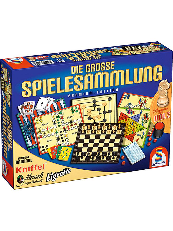 Schmidt Spiele Spielbox ´´Die große Spielesamml...