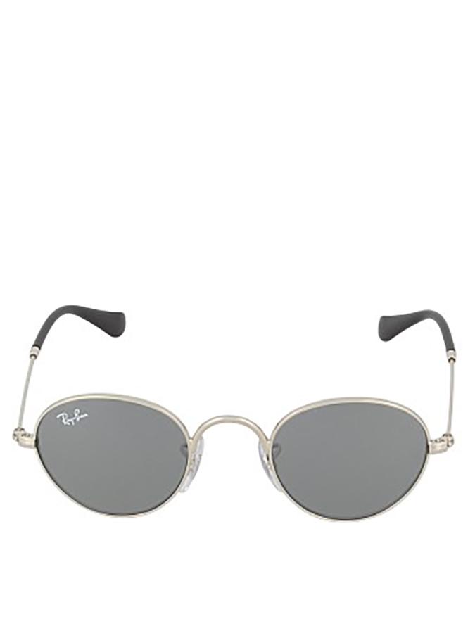 Schmogrow-Fehrow Angebote Ray Ban Kinder-Sonnenbrille in Silber - 25%   Größe 40 Brillen