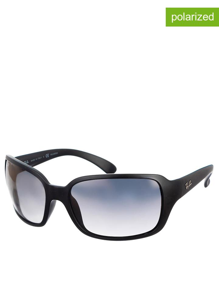 Ray Ban Damen-Sonnenbrille ´´Jantek´´ in Schwarz -39 Größe 60 Sonnenbrillen
