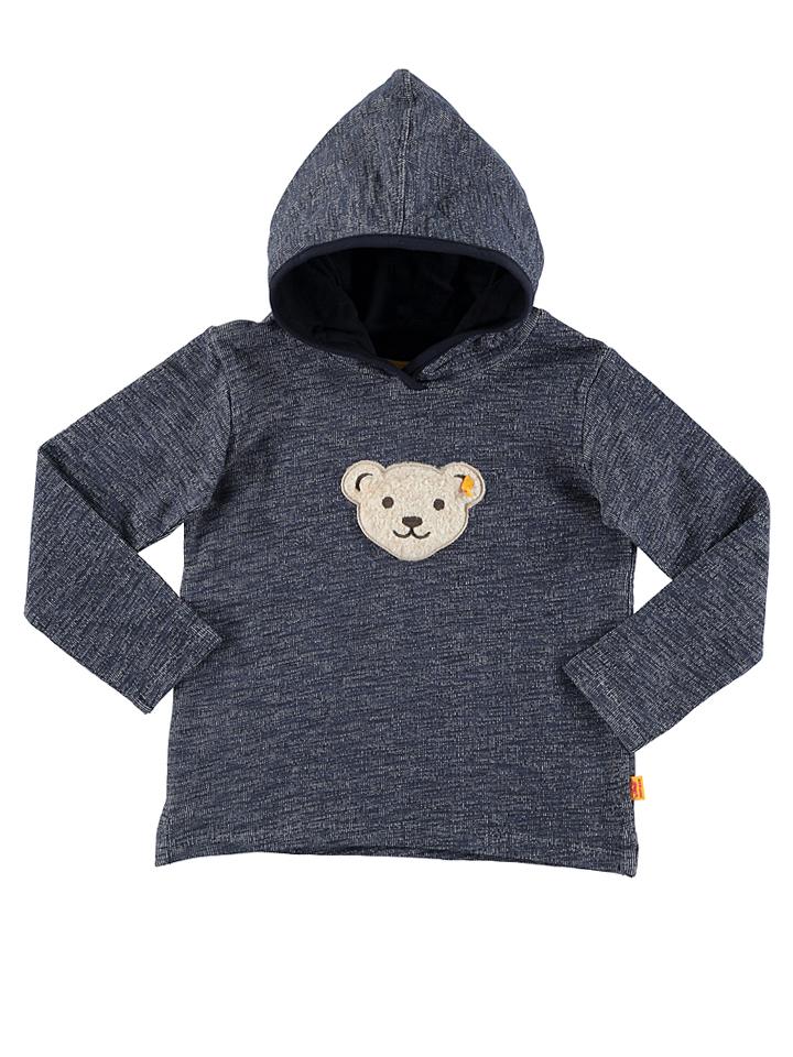 Steiff Sweatshirt in Dunkelblau -37% | Größe 68...
