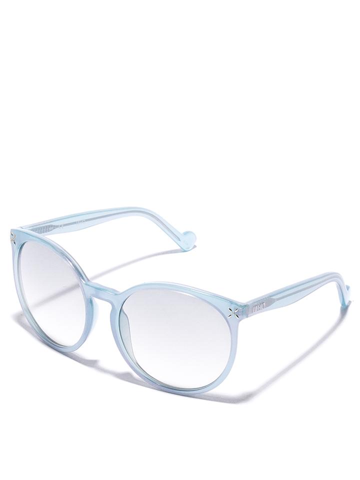 Liu Jo Damen-Sonnenbrille in Hellblau -51 Größe 56 Sonnenbrillen