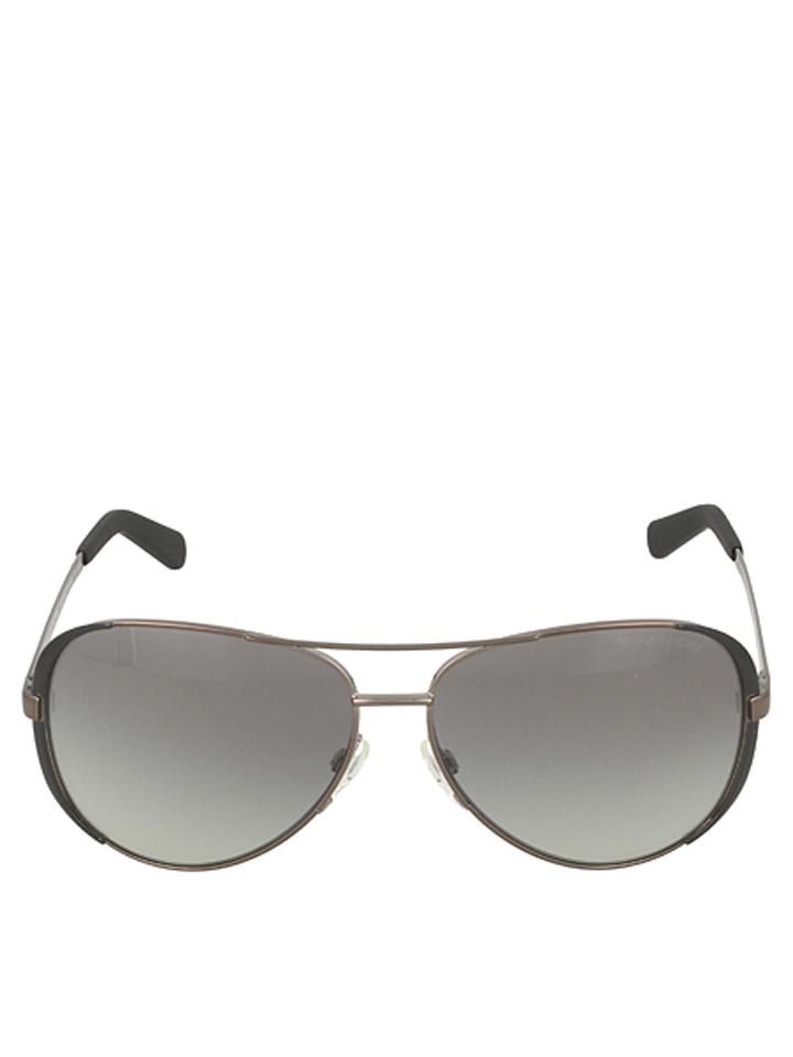 Michael Kors Damen-Sonnenbrille in silber -47 Größe 59 Sonnenbrillen
