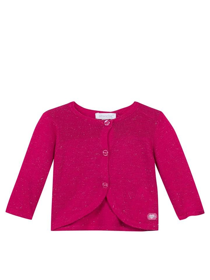 Absorba Cardigan in pink -58% | Größe 80 Cardigans Sale Angebote