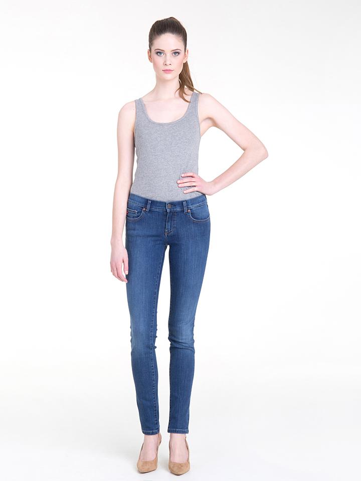 BIG STAR Jeans ´´Cindy´´ - Skinny fit in Blau -56%   Größe W30/L32