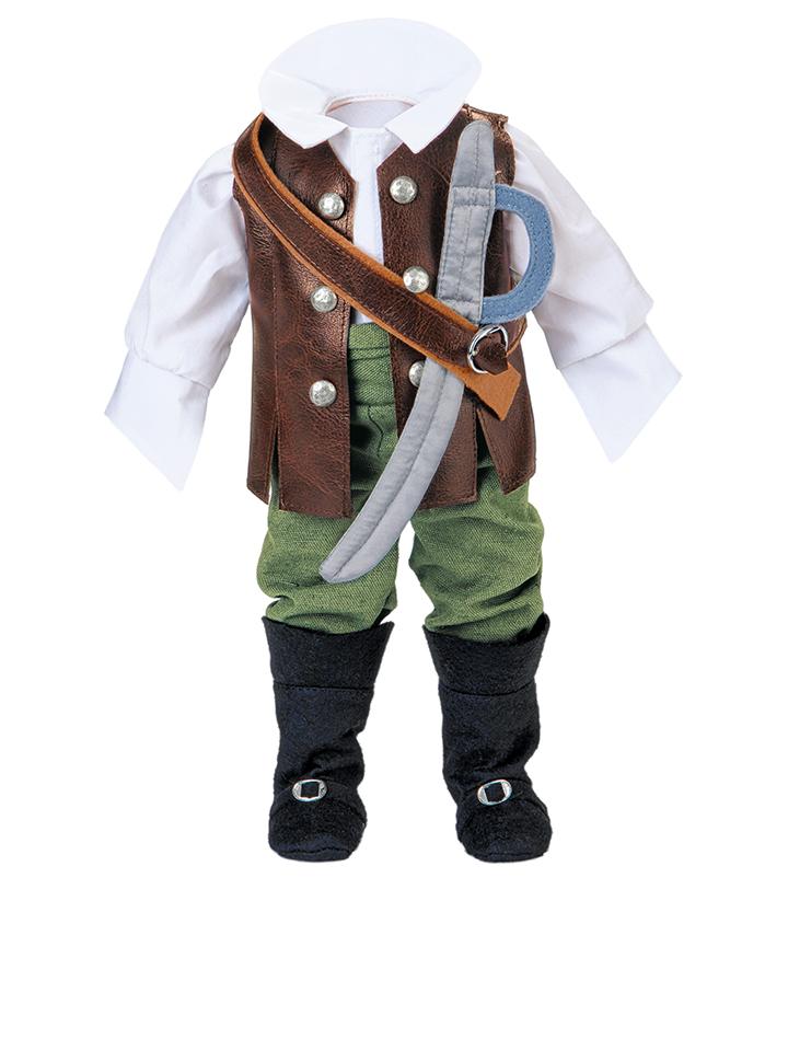 Käthe Kruse 4tlg. Puppenoutfit ´´Pirat´´ - ab 3 Jahren -34% | Puppen