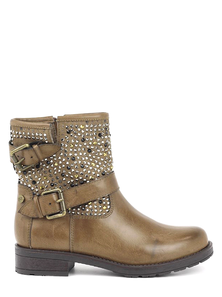 Xti Boots in Taupe -57% | Größe 35 Sale Angebote Terpe
