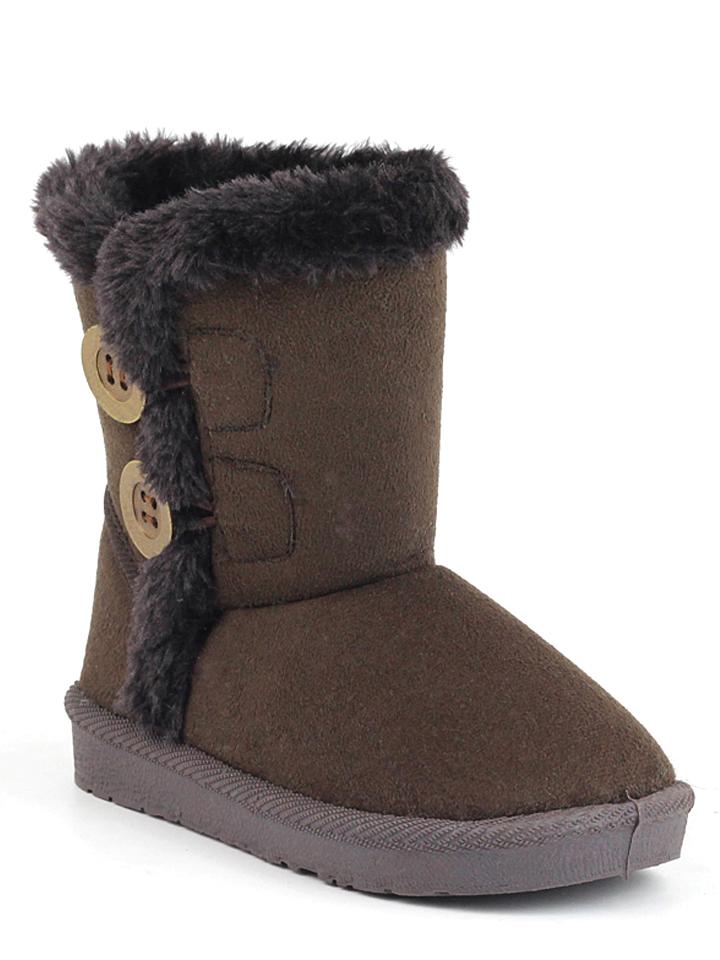 XTI Kids Boots in Braun - 65% | Größe 34 Stiefeletten