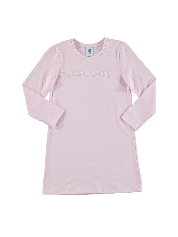 Sanetta Nachthemd in Rosa -72 Größe 92 Nachtwäsche