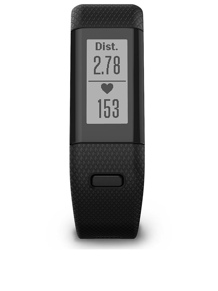 Garmin Activity-Tracker ´´Vivosmart HR+´´ in Schwarz - 27% | Größe 136-192 mm Herrenuhren jetztbilligerkaufen