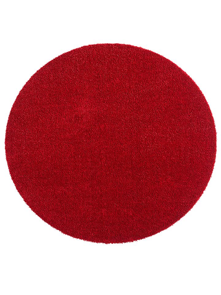 Hanse Home Fußmatte ´´Soft Clean´´ in Rot - 51 Größe 90x200 cm Teppiche fussmatten