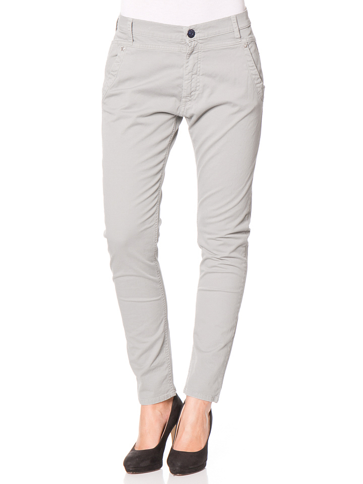 Replay Jeans ´´Denice´´ - Slim fit in Grau 65% | Größe W26 Damenjeans