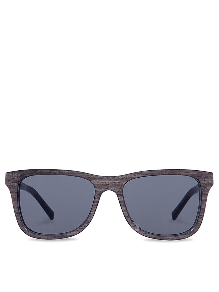 Kerbholz Unisex-Sonnenbrille ´´Justus´´ in Grau - 60% | Damen sonnenbrillen - broschei