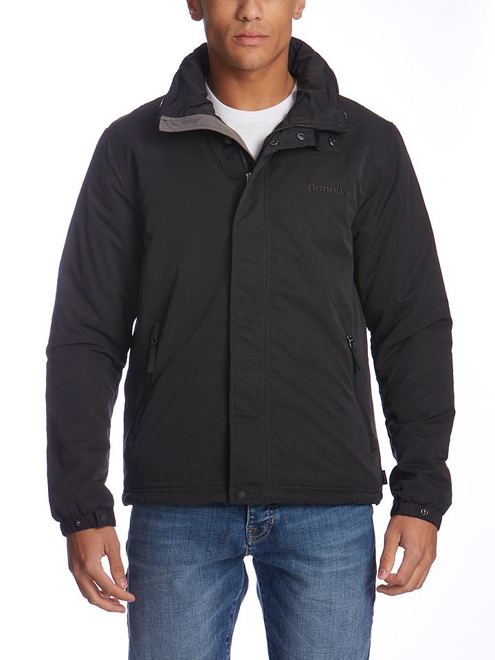 Bench Jacke ´´Splendor´´ in Schwarz -46% | Größe XL Kurze Jacken Sale Angebote Dissen-Striesow
