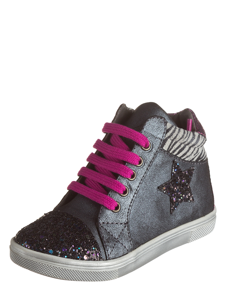 Lea Lelo Sneakers in Grau - 56% | Größe 32 Kindersneakers