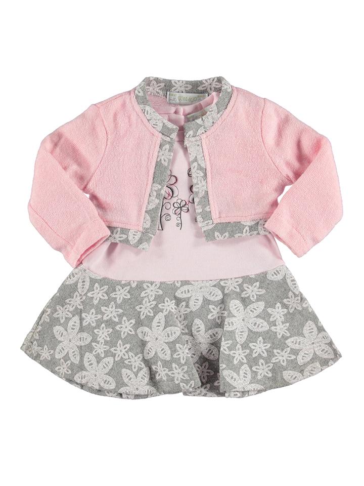 TOM & KIDDY 2tlg. Outfit in rosa -37%   Größe 86 Casual Kleider Sale Angebote Schipkau