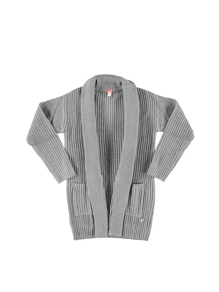 ESPRIT Cardigan in Grau -50% | Größe 152/158 Cardigans Sale Angebote Horka