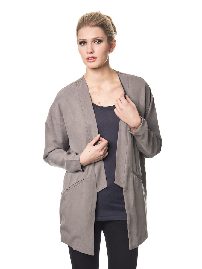 SELECTED Blazer in taupe -70% | Größe 36 | Blazer