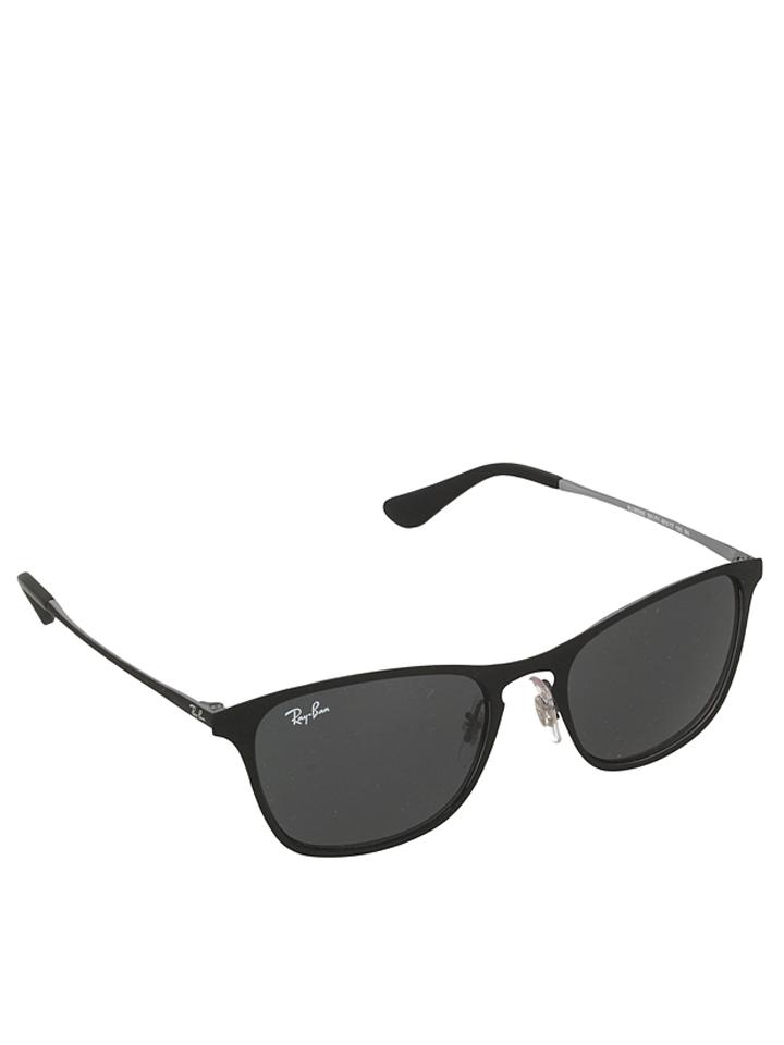 Ray Ban Kinder-Sonnenbrille in Schwarz - 26%   Brillen