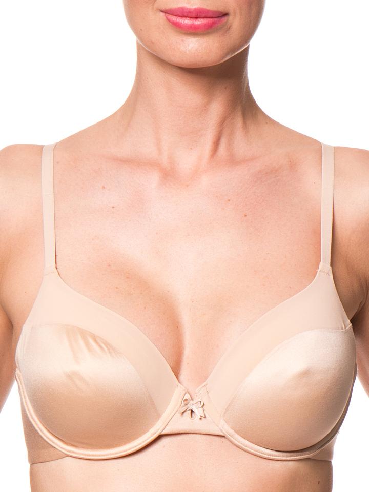 DKNY Bügel-BH in Nude - 69% | Größe 75B | Damen...