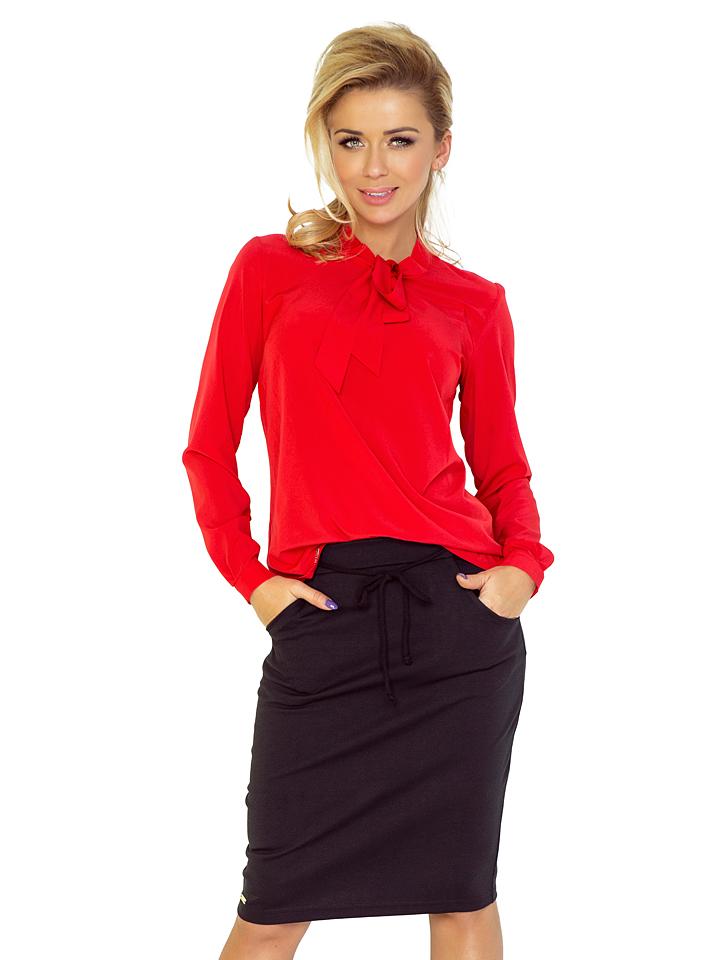 Numoco Shirt in Rot - 55% | Größe XXL Damen tops jetztbilligerkaufen