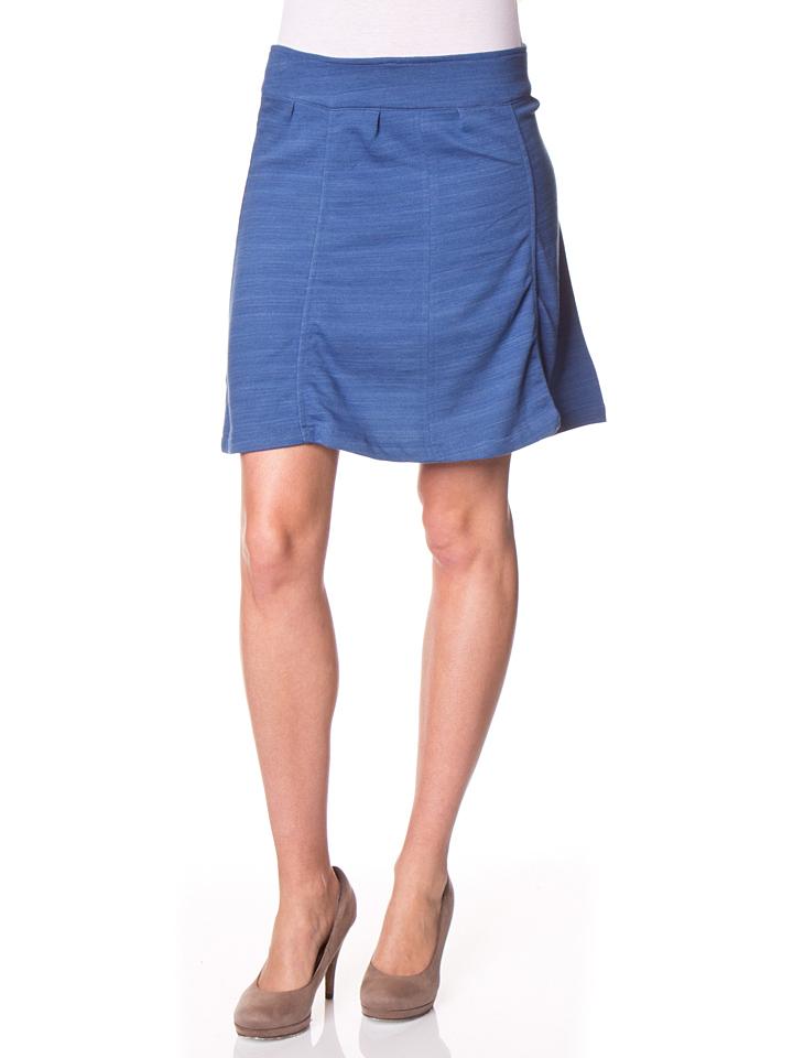 Bakery Ladies Rock in Blau -66% | Größe XL Kurze Röcke Sale Angebote Wiesengrund