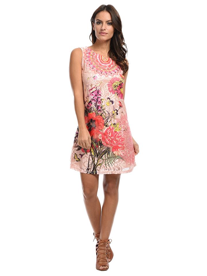 Groß Gaglow Angebote 101 idées Kleid ´´Zoe´´ in Bunt - 70% | Größe 40/42 Damen kleider