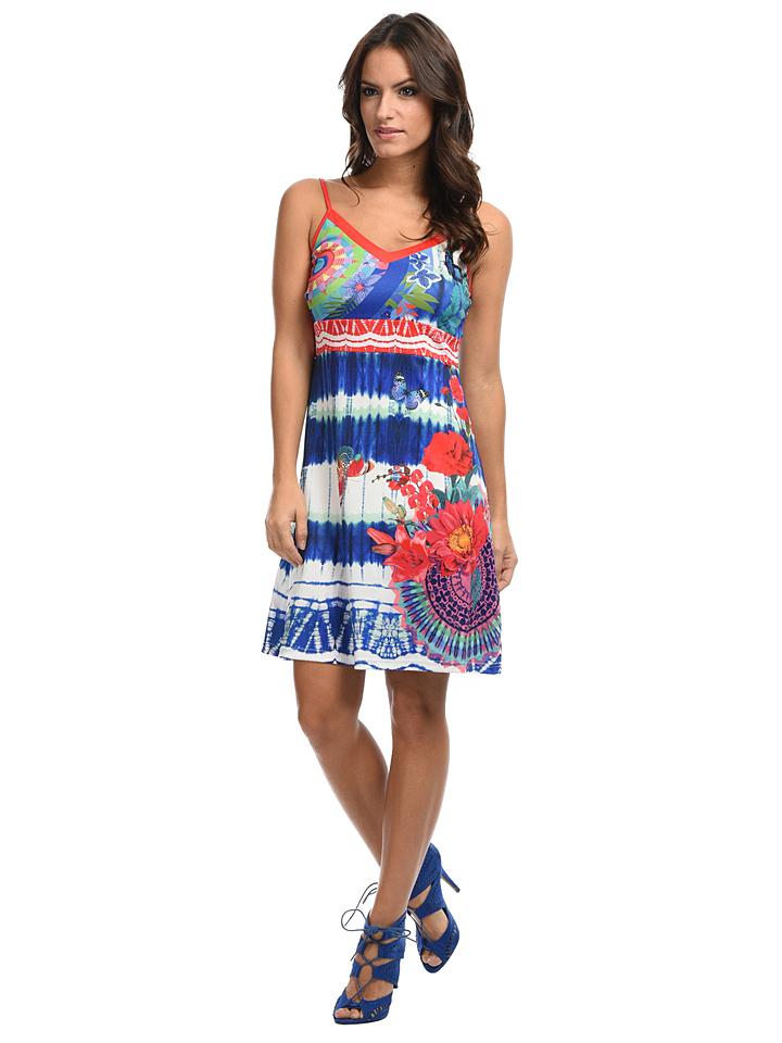 Schipkau Angebote 101 idées Kleid ´´Valentine´´ in Blau - 70% | Größe 40/42 Damen kleider