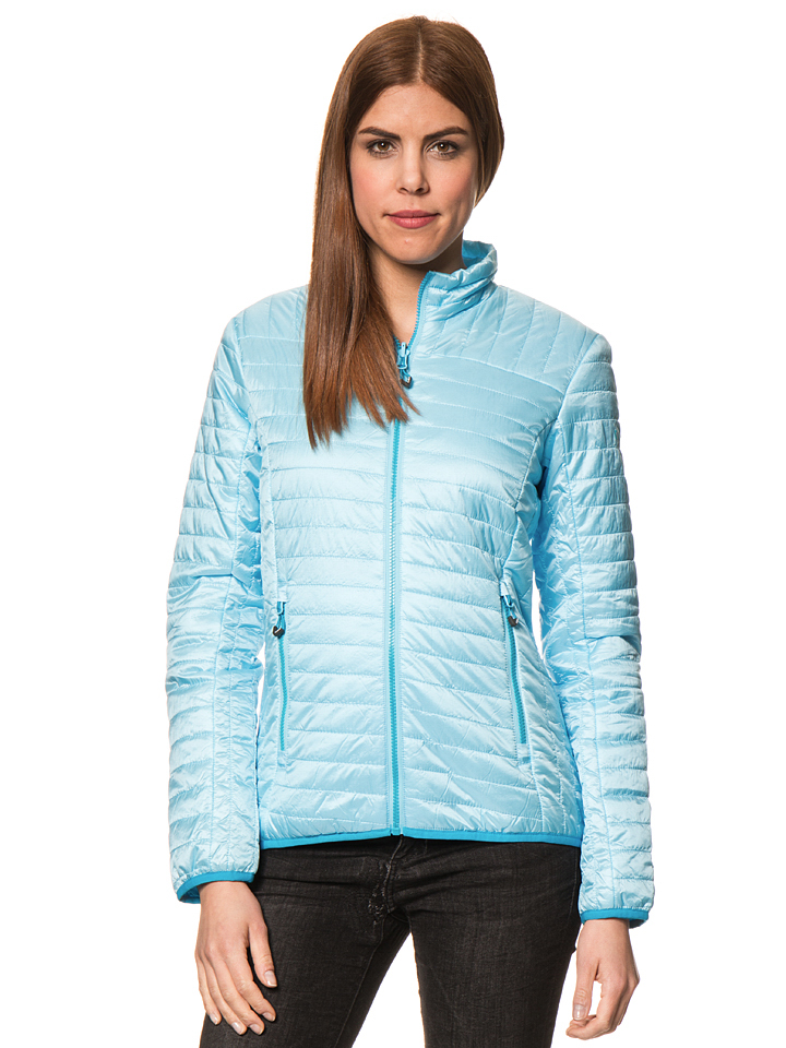 CMP Winterjacke in Hellblau - 59% | Größe 42 Damen outdoorjacken