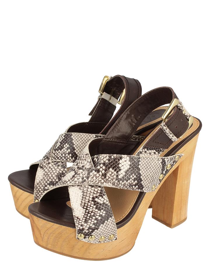 Schipkau Angebote Gioseppo Sandaletten ´´Colunga´´ in Braun - 66% | Größe 40 Damen sandalen