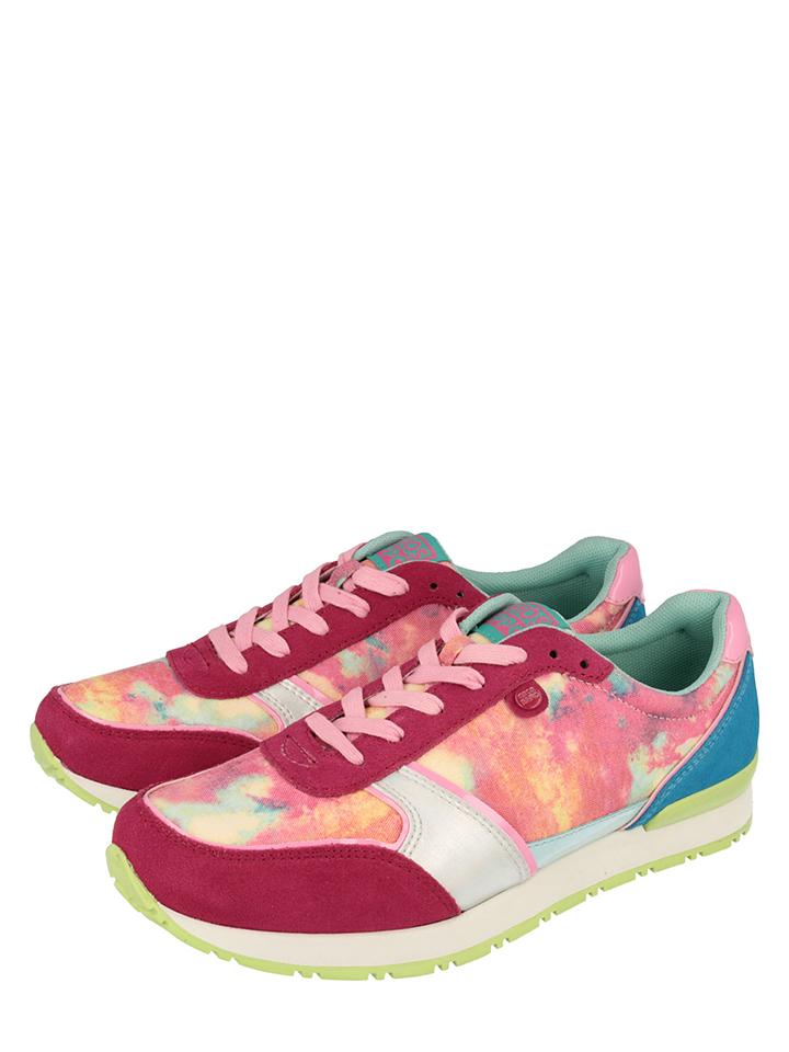 Gioseppo Sneakers ´´Lipari´´ in rosa -44%   Größe 39 Sneaker Low Sale Angebote Wiesengrund