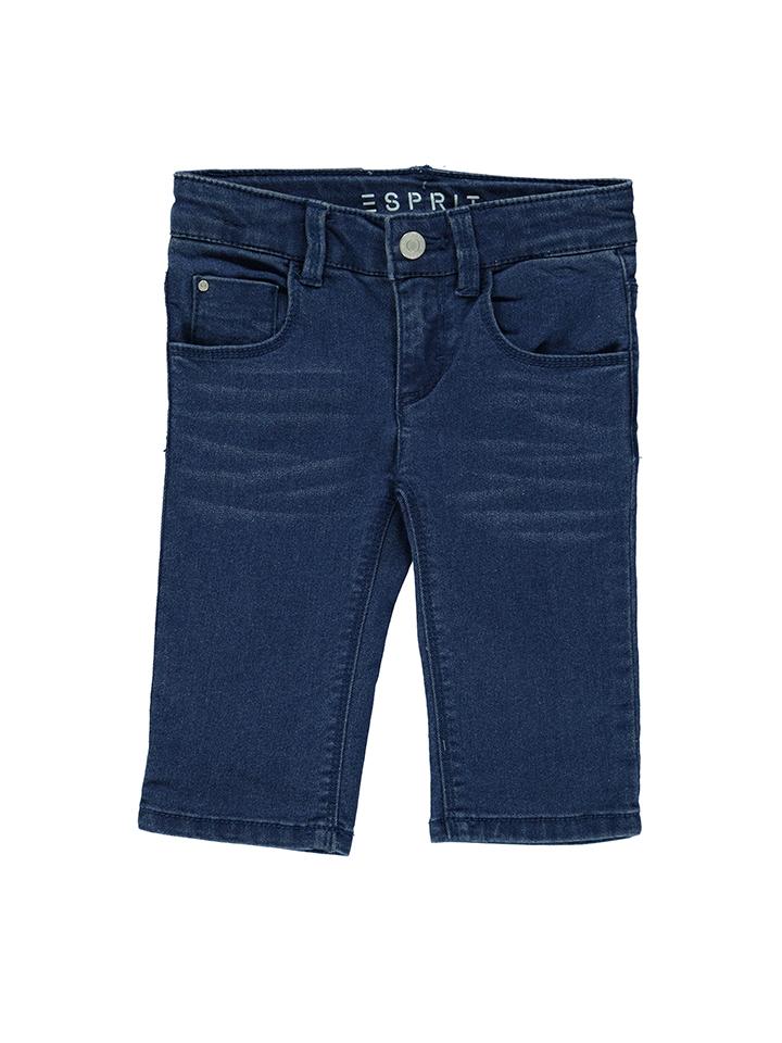 ESPRIT Jeansbermudas in Blau -16%   Größe 128 Jeans Sale Angebote Schipkau