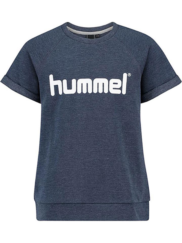 Hummel Shirt ´´Zakarias´´ in Dunkelblau -44% | Größe 140 T-Shirts Sale Angebote Terpe