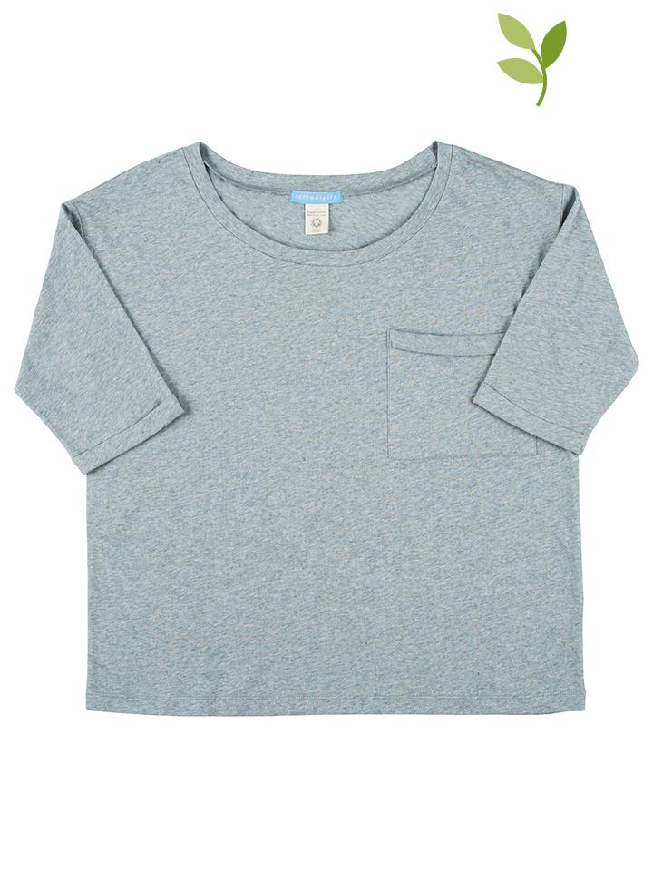 Serendipity Shirt in Hellblau -49% | Größe S T-Shirts Sale Angebote Türkendorf