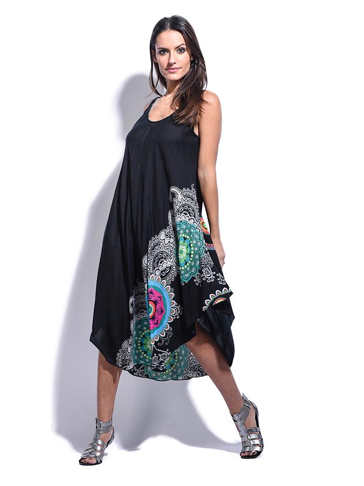 Namaste Kleid Capucine in schwarz -74% | Größe 34-38 | Kleider