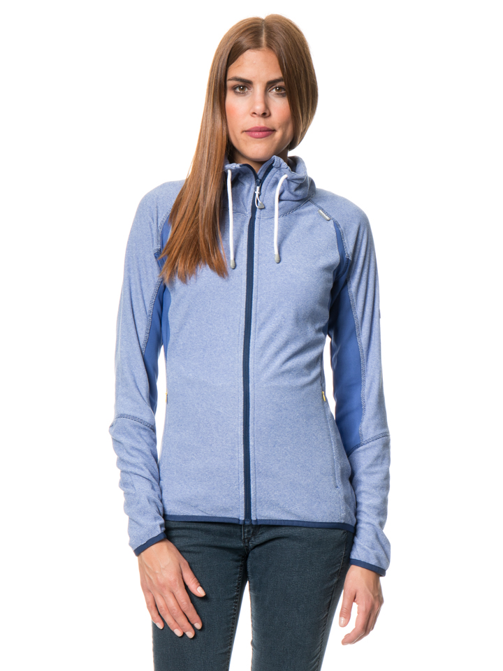 Regatta Fleecejacke ´´Mons II´´ in Blau - 69% | Größe 44 Damen outdoorjacken