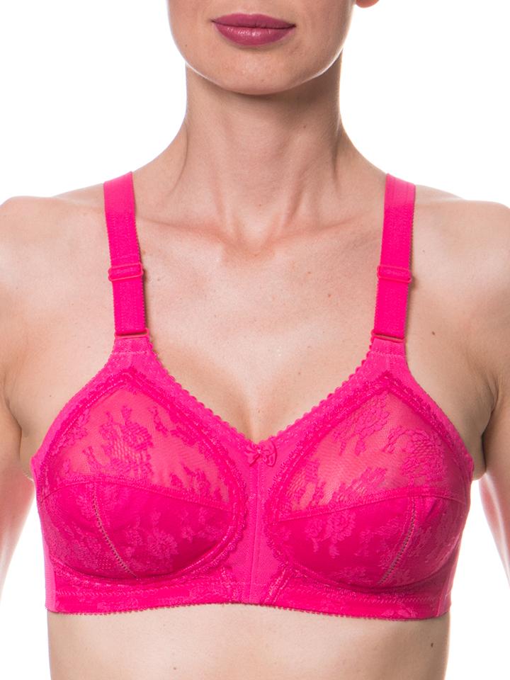 Triumph Bügelloser BH in pink -48% | Größe 85C ...