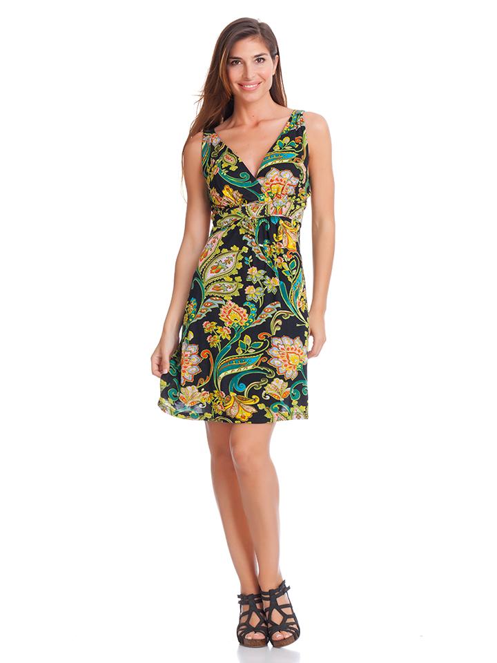 Calao Kleid in schwarz -75% | Größe L Kurze Kleider