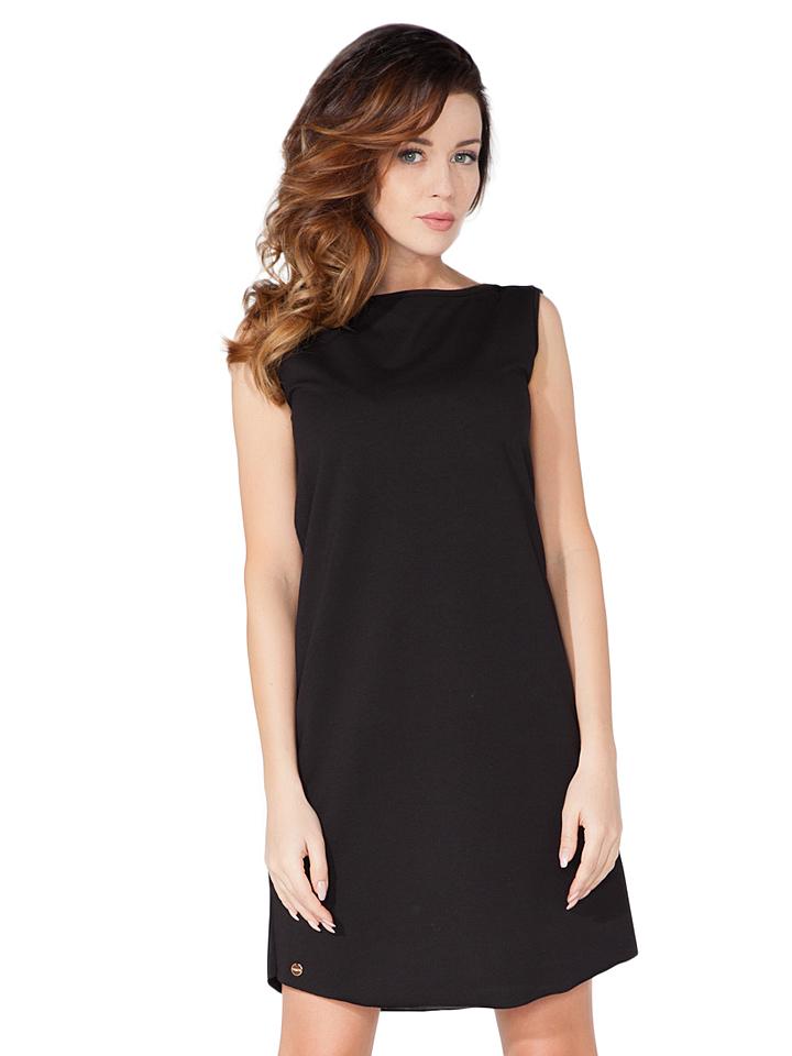 Tessita Kleid in Schwarz -53% | Größe XXL Kleider Sale Angebote