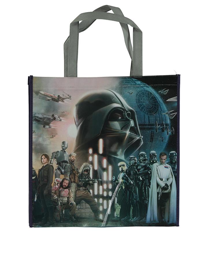 Star Wars Henkeltasche ´´Star Wars´´ in grau - (B)38 x (H)38 (T)12 cm -28% | Handtaschen Sale Angebote Schwarzheide
