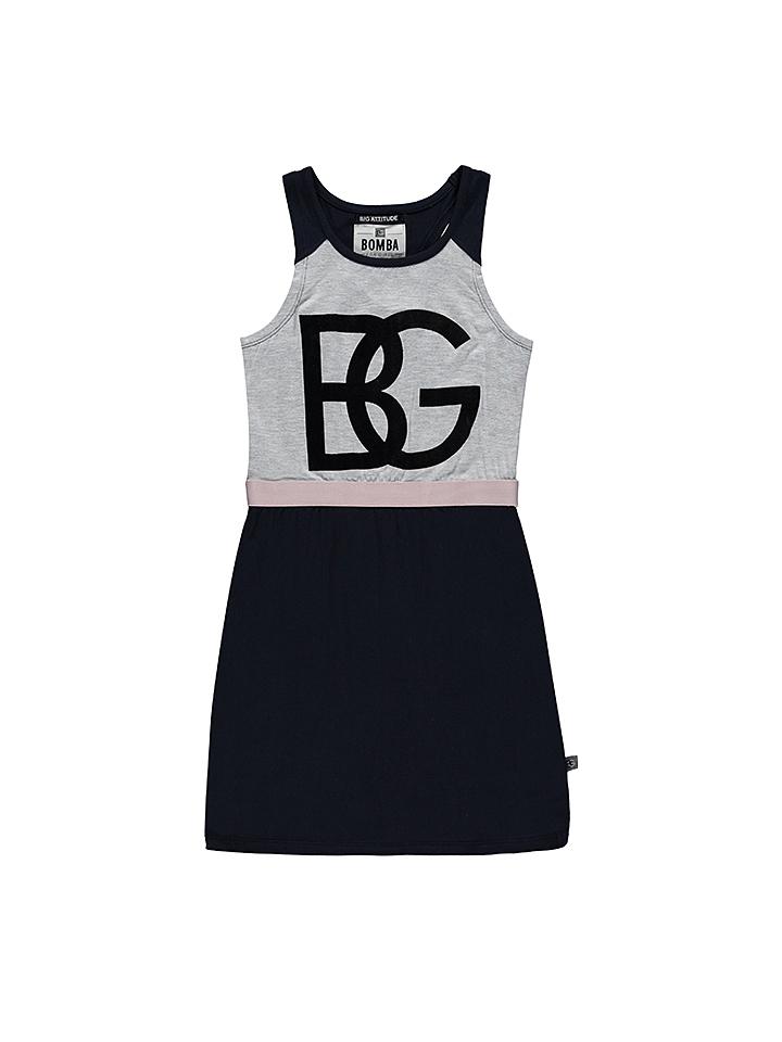 BOMBA FOR GIRLS Kleid in schwarz -61 Größe 146 152 Casual Kleider